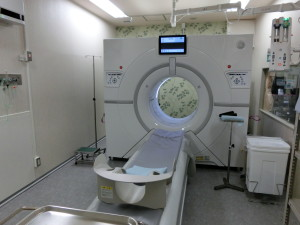 CT装置(256列)
